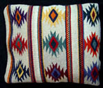 Zapotec pillowcase